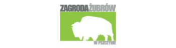 """Logo """"Zagroda Żubrów w Pszczynie"""""""