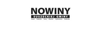 """Logo """"Nowiny Suszeckiej Gminy"""""""