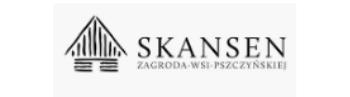 """Logo """"Skansen Zagroda Wsi Pszczyńskiej"""""""