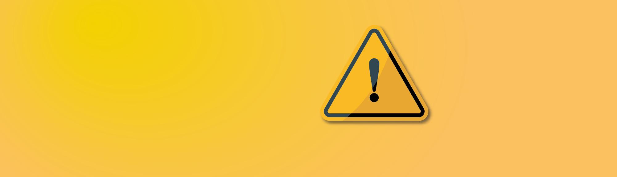 Informacja o tymczasowym zamknięciu GOK