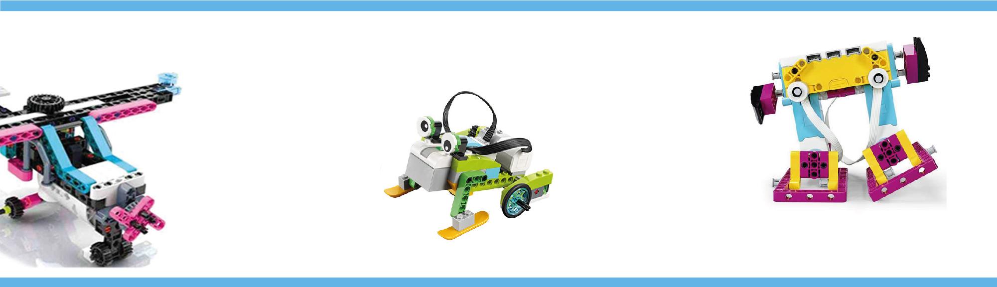 Wakacje z LEGO Robotyką!