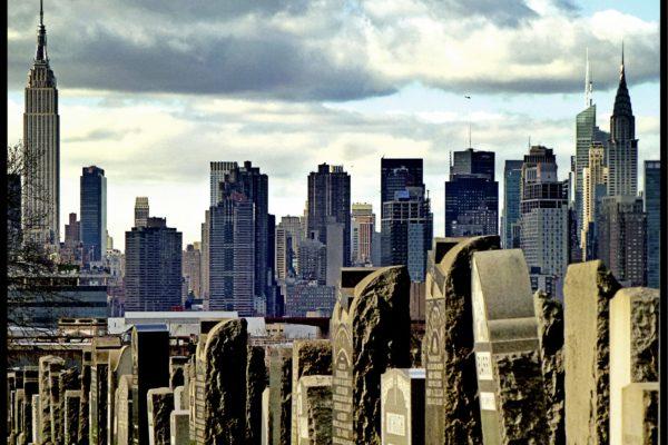 "Anna Jakubowska - ""Cmentarze Nowego Jorku"""