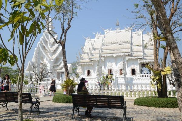 "Sitnik Piotr - ""White Temple, Tajlandia"""