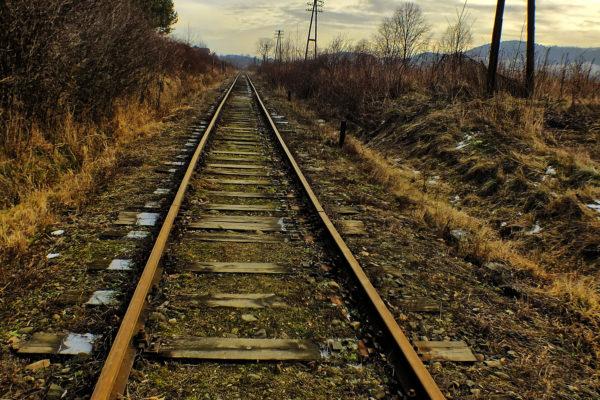 """Wojciech Domagała - """"Pozostałości galicyjskiej kolei transwersalnej w Limanowej"""""""