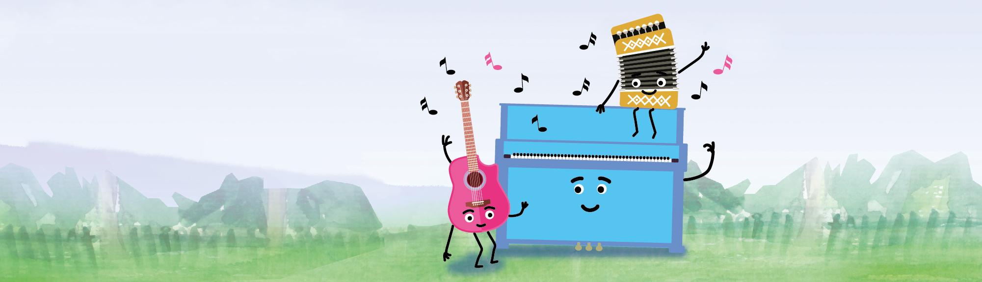 Ogrodowe Koncerty dla dzieci!